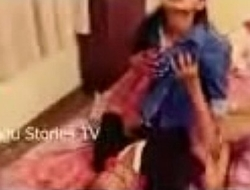 Romantic Bhabhi Romance with Uncle in Hotel    Latest Telugu Hot Short Film