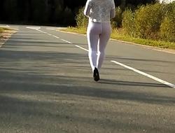 Ass  in  Nylon