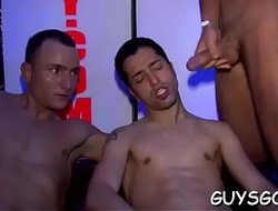 Excellent gay sex party