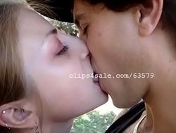 GB Kissing Video 1