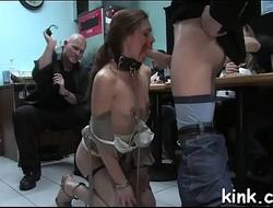 Caught public sex