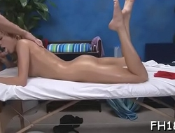 Massage sex clip scene