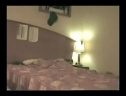 Turist girl hidden cam at bellisimael room