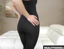 RealityKings - First Time Auditions - Abby Cross Bruce Venture - Kissing Cross